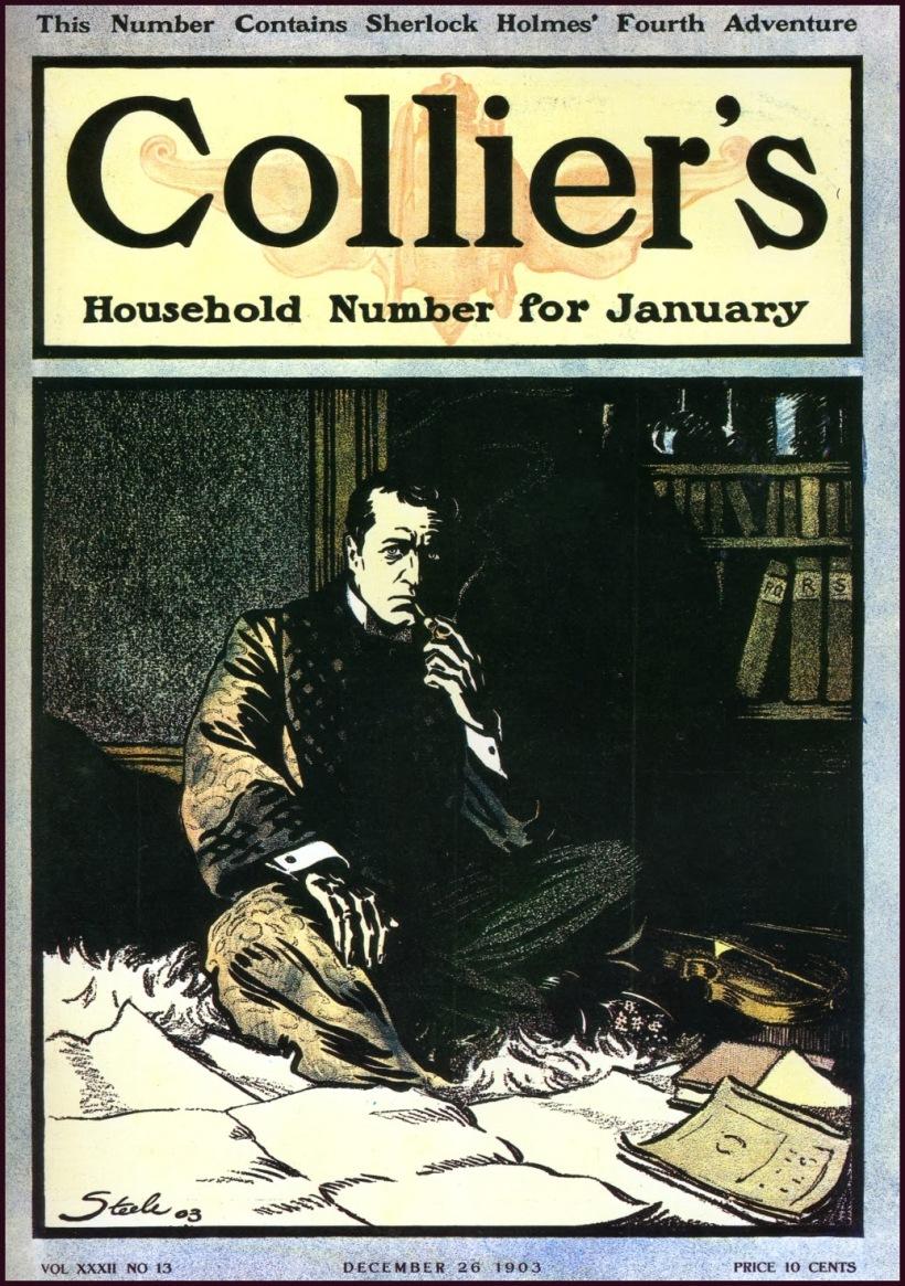 The Golden Age: SHERLOCK HOLMES